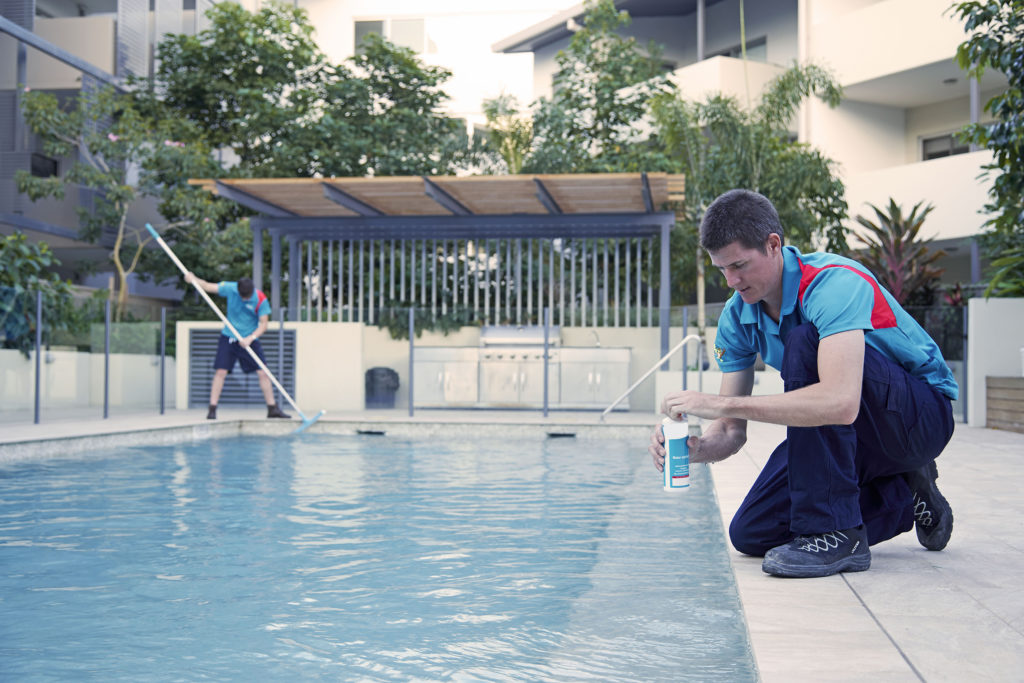 Poolwerx Service Technicians