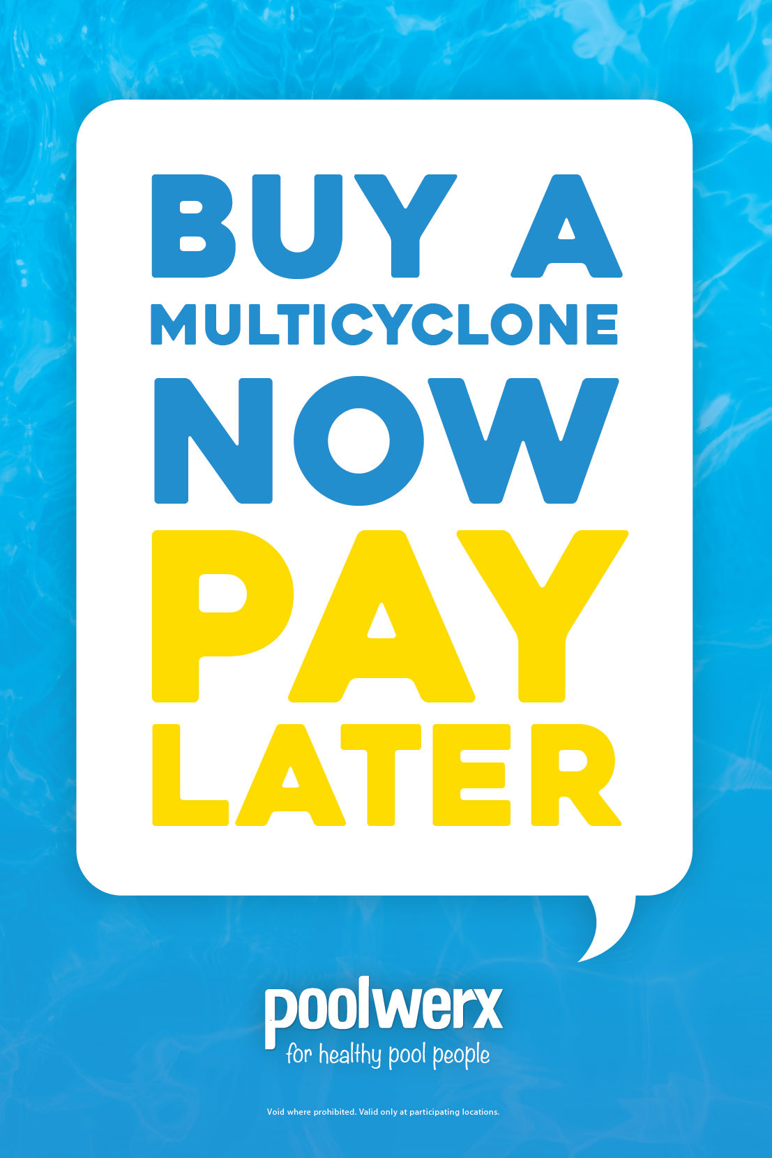 multicyclone buy now pay later